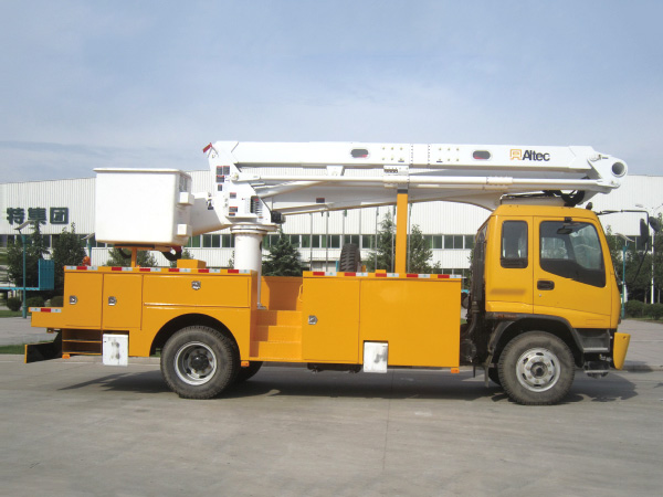 20m Electric Work Vehicle(National IV standard)