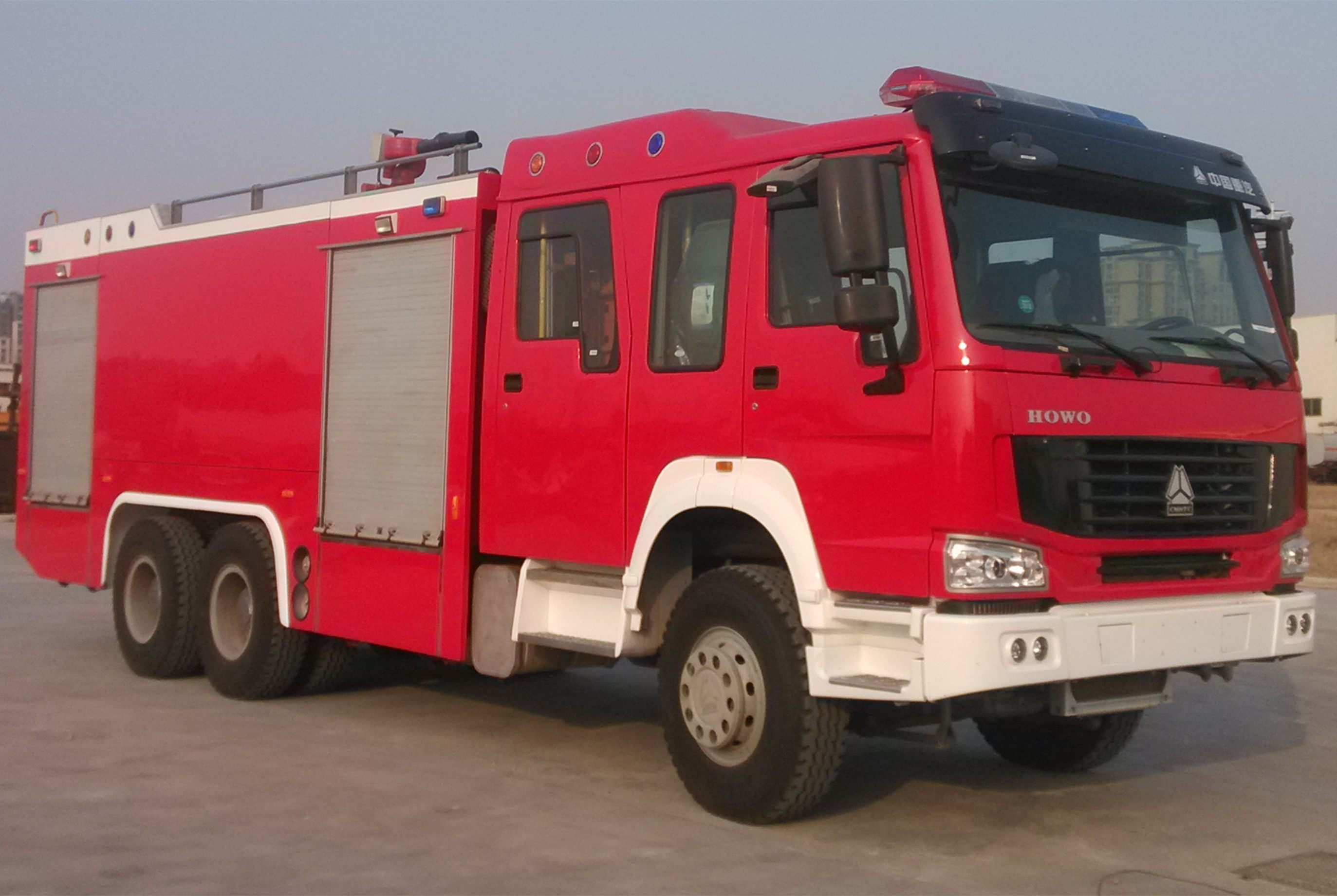 Fire-fighting Vehicle